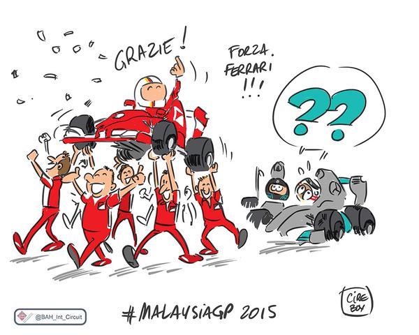 GP de Malaisie 2015