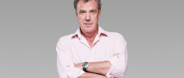 Jeremy Clarkson de Top Gear Uk