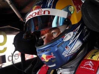 WTCC 2015 Argentine Loeb