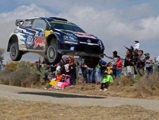 Une Polo R5 pour remplacer la WRC Ogier vainqueur Mexique 2015