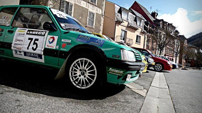 Rallye de Marcillac 2015