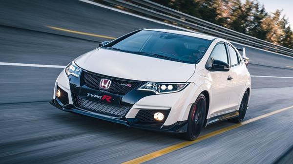 Salon de Genève 2015 Honda Civic Type R