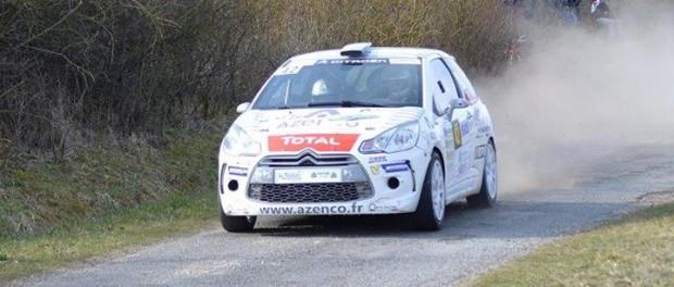Rallye du Touquet 2015 Axel Garcia