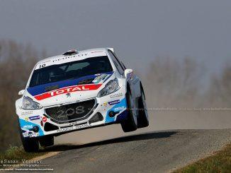 Rallye du Touquet 2015 - Charles Martin