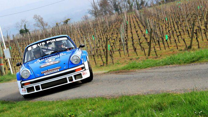 rallye bordeaux aquitaine classic 2015 - F. Morel