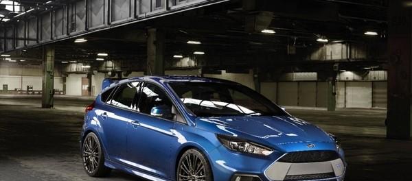 salon de Genève 2015 Ford Focus RS
