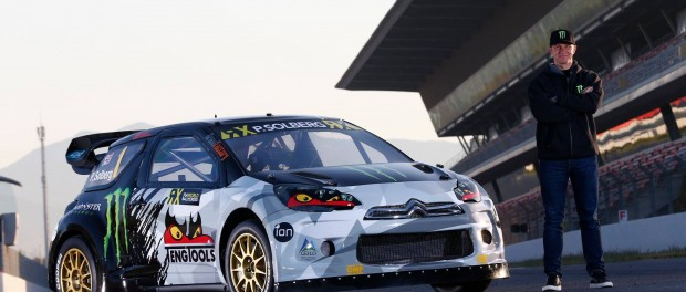 World RX 2015 : Petter Solberg