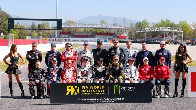 World RX 2015 : présentation des pilotes