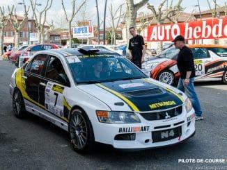Rallye du Frontonnais 2015 Bourrel