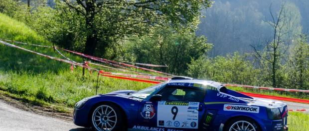 Rallye du Frontonnais 2015 Delage
