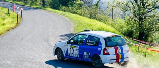 Rallye du Frontonnais 2015 Dupuy