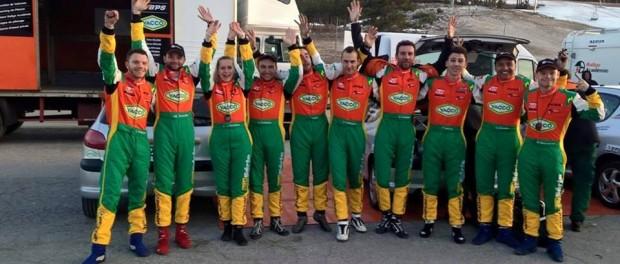 Rallye de Grasse 2015 N2serie