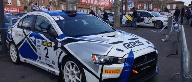 Rallye de Fronton 2015