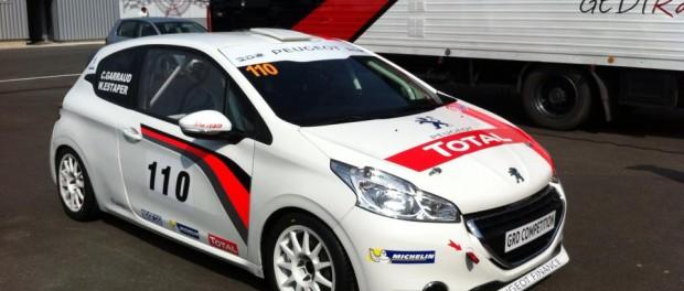 Rencontres Peugeot Sport : 208 Garraud