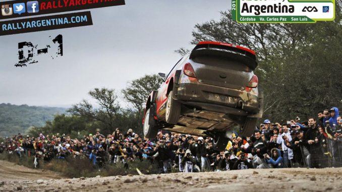 Rallye Argentine 2015