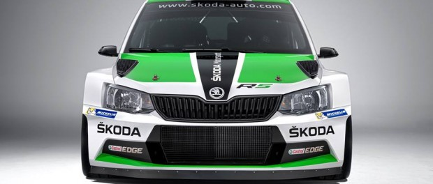 Skoda présente Fabia R5