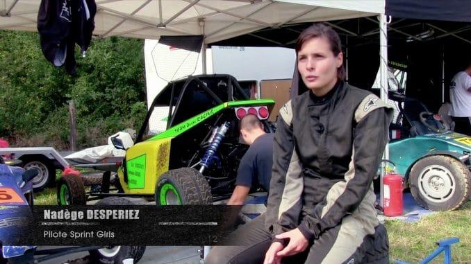 Sport auto au féminin : film