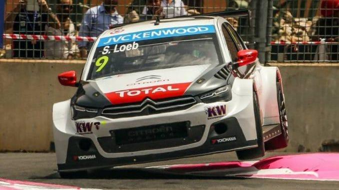 WTCC Marrakech 2015 Loeb