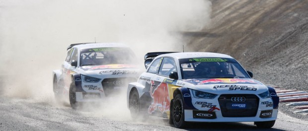 World RX 2015 : Audi S1 EKSRX