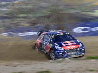 World RX Montalegre 2015 Portugal JEANNEY