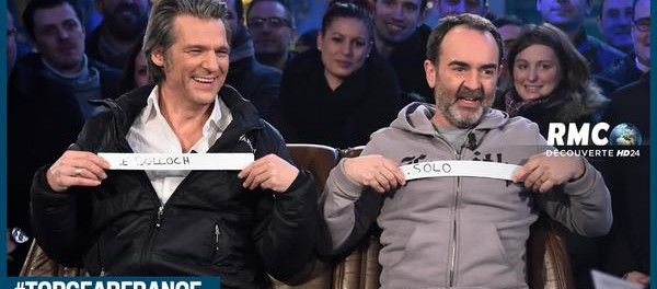 top gear france saison 1 ep 7 invites