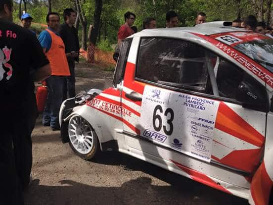 Crash C2 Durance 2015