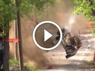 Video Crash C2 Durance 2015