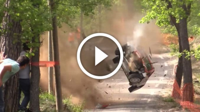 Video Crash C2 Durance 2015