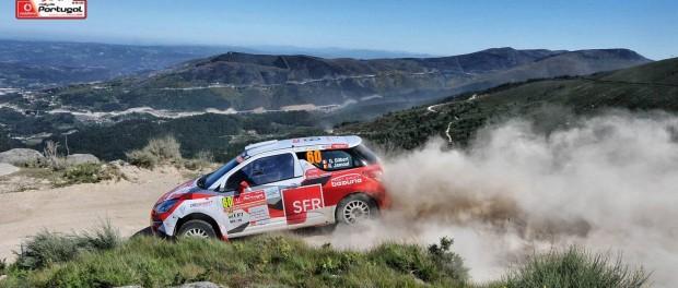 Rallye Portugal 2015 Gilbert
