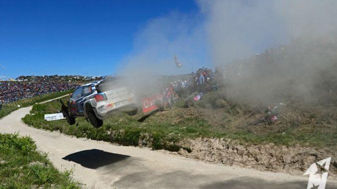 Rallye Portugal 2015 Polo Ogier