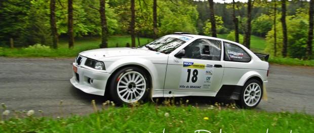 Rallye du Val d'Agout 2015 Lechartier