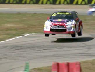 Sébastien Loeb RallyCross 2013
