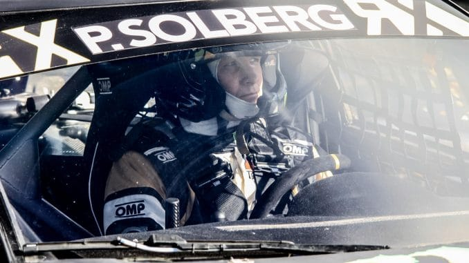World RX Hokenheim 2015 : Petter Solberg