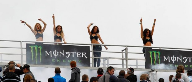 World RX Mettet 2015 Monster Girls