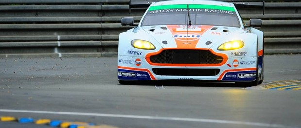 ASTON MARTIN VANTAGE V8 GTE AM