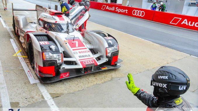AUDI R18 E-TRON QUATTRO LMP1 HYBRID Audi arrête l'endurance pour la Formule E