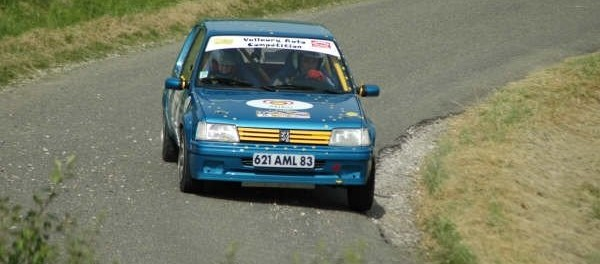 Bouvier Pluvinage Rallye Chasselas 2006