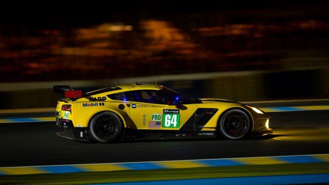 Corvette #64 Le Mans 2015