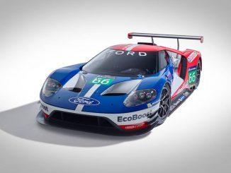 Ford GT en endurance dès 2016