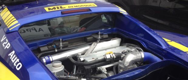 Opel Speedster Turbo GT10 Moteur