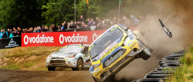 RallyCross Estering 2015 Tinur Timerzyanov