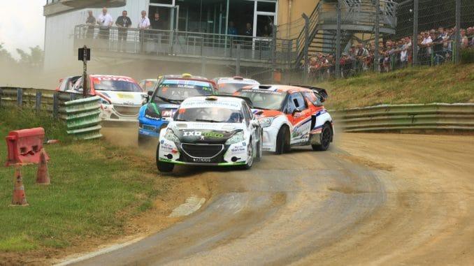 Rallycross Faleyras 2015 D1