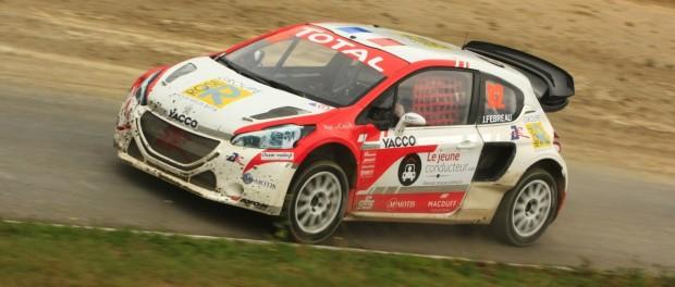Rallycross Faleyras 2015 Julien Febreau