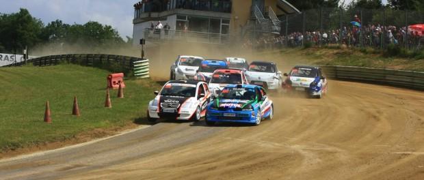 Rallycross Faleyras 2015 Super 1600