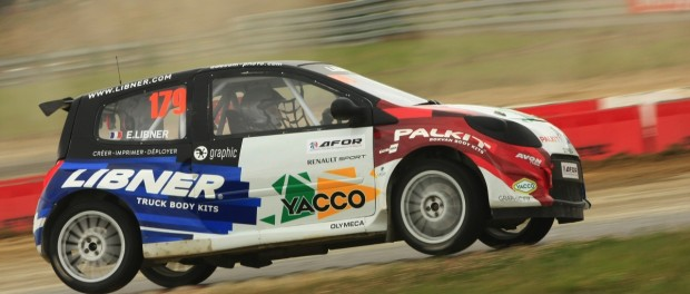 Rallycross chateauroux 2015 Libner