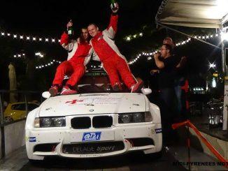 Rallye Régional 3 Chateaux 2015