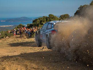 Rallye Sardaigne 2015