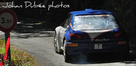 Rallye Sidobre 2015 Benj Cardenas