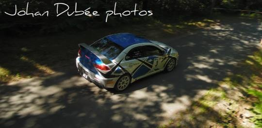 Rallye du Sidobre 2015 Lionel Espinasse