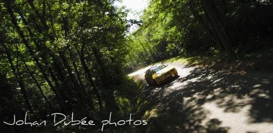 Rallye du Sidobre 2015 Stéphane André